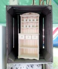 jarmark na nikiszu silexis drewniane mebelki dla lalek kredens