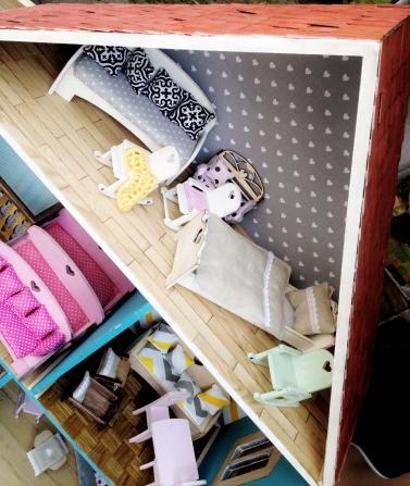 jarmark na nikiszu silexis drewniane mebelki dla lalek poddasze