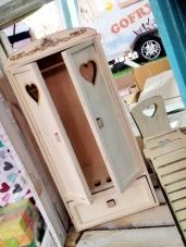 jarmark na nikiszu silexis drewniane mebelki dla lalek szafa drewniana