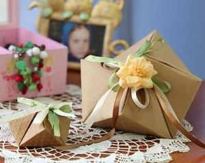 pudełko origami