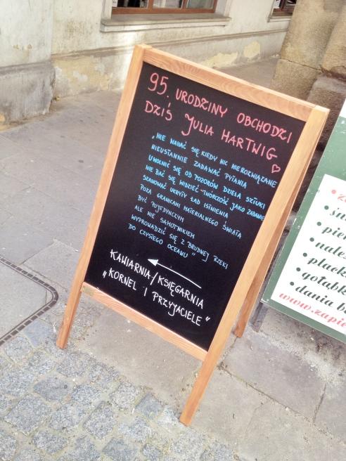 kawiarnia kornel i przyjaciele atykwariat księgarnia12