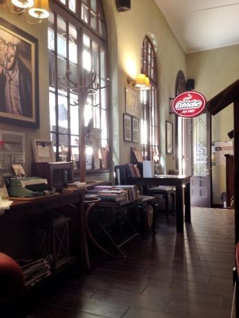 kawiarnia kornel i przyjaciele atykwariat księgarnia22