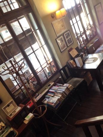 kawiarnia kornel i przyjaciele atykwariat księgarnia6
