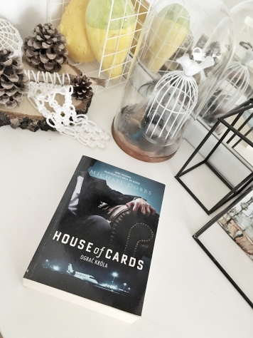 """House of Cards. Ograć Króla"" Michael Dobbs"