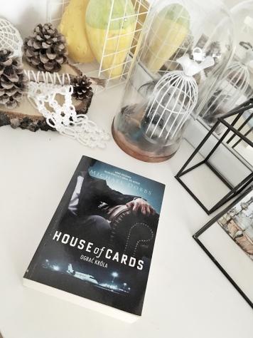 """House of Cards. Ograć Króla"" Michael Dobbs"