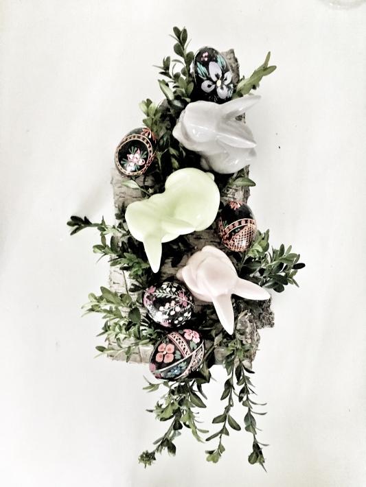 stroik z zajączkami