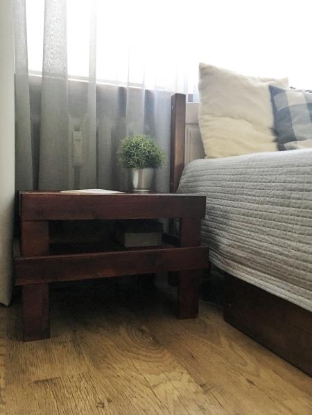 firana na wymiar w sypialni 2