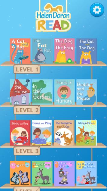 Z jakiegoś powodu, moje dzieci najbardziej lubią opowieść z domkiem z 2 poziomu.